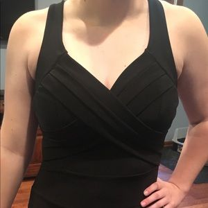 Emerald Sundae black dress, small